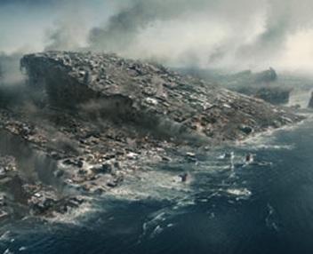 映画「2012」はすごかったよ!