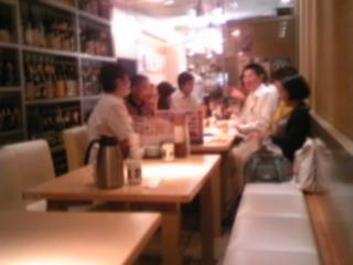 日テレ取材だよ!@築地朝食会。